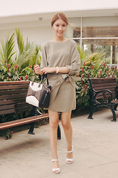 Tricia Gosingtian - Kongstyle Dress, Kate Spade Bag, Charriol Watch, Charles And Keith Wedges - 021915