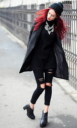 I dare you To be fashion -  - Black