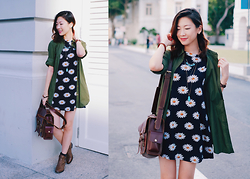 Shanice Koh - Asos Dress, Topshop Necklaces - Daisy Dreamin'