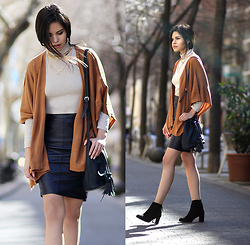 Adriana Gastélum - Check Out The Blog To Know What I'm Wearing: - A stylish new chapter III