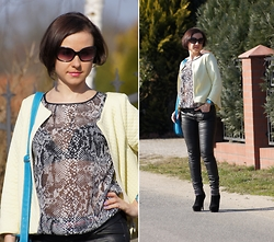 Magdalena -  - Look of the day