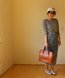 Fashion-Nest -  - Denim and Stripes