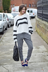 LAFOTKA -  - Joggers and Heels...