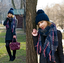 Svitlana L - Mango Coat - Last cold days...