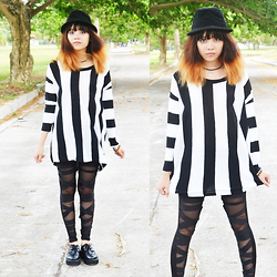 Alixandrea O. -  - Stripes and Bandages