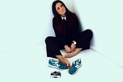 Camila Torres - New Balance 576 - LOVE ME HARDER