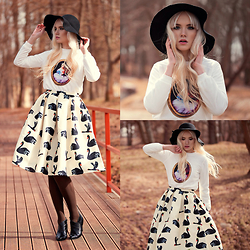 Oksana Orehhova - Sheinside Skirt - A DAY TO REMEMBER