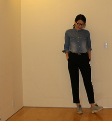 Fashion-Nest -  - TOMBOY DENIM
