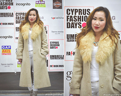Ojie Papalli -  - Cyprus Fashion Day......