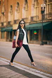 Daniela Ramirez - James Jeans, Nine West Shoes, Missguided Vest - Hello Spring...