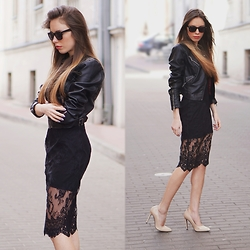 Pivonia Tederska -  - Leather & Lace