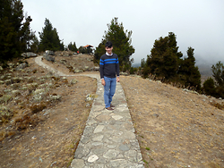 Alex Montilla - Forever 21 Sweater, Bershka Colored Jean, Timberland Boots - Over the Mountain