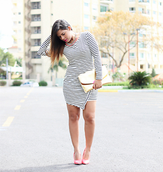 Mandy Paulino -  - Stripes And Spring