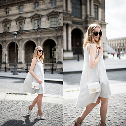 TIPHAINE MARIE - Bag, Dress - Greetings from Paris.