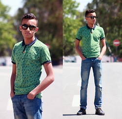 Ayoub As - Zara T Shirt, Gucci Shoes, Zara T Shirt - My new creative