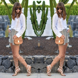 Emma Hill - Gladiator Sandals - Chloe Girl