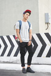 David Guison -  - Back on Campus