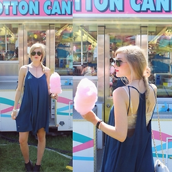 Sydney Hoffman - Gentle Fawn, Ray Ban - Cotton Candy at the Fair