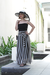 Prudence Yeo -  - How To Style A Hat