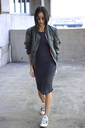 Alex Closet - Urban Outfitters Dress - Bomber Life