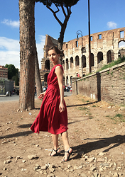 Beauty Mark Lady -  - Antique Rome