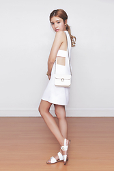 Tricia Gosingtian - Tobi Tank You Can Shift Dress - 060615