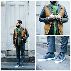 Jared Acquaro - Details On - Smart Street Style