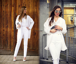 Patrycja -  - Total White Look