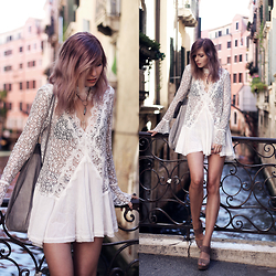 Jana Wind - Free People Dress - When in venice