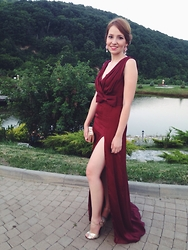 Oana O -  - Prom night