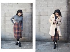 Milly -  - Winter tartan