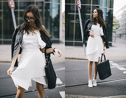 Bea G - Top, Skirt, Shoes, Jacket, Bag - Easy Vibes