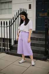 Mary L - Asos Culottes - FRESH
