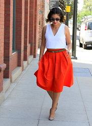 Rocksana Salcedo -  - The Summer Full Skirt