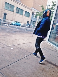 LYNX SUPREME® - Bape - Running Thru The City!