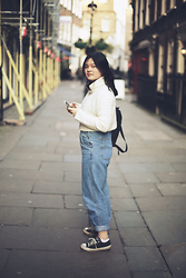 Mary L - Beyond Retro Dungarees - OVER ALL