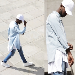 Abdulqadir Abuukar - Whole Outfit - Liberty