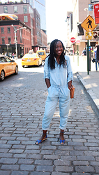 Tipa Tipa - Forever 21 Jumpsuit, Marais Usa Sandals - The Insta Outfit