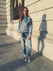 Maria Joanna - Levi's® Vintage - Going back to...