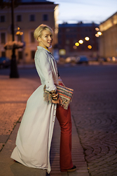 Alena Noskova -  - Night look