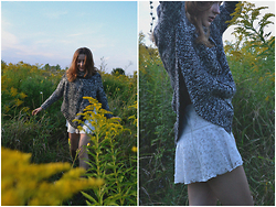 Lidiya B - Cameo The Label Sweater From Ifchic.Com - Let's get lost