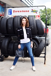 "Rosie Lai -  - ""hand me the sharp thingy""-rosie the mechanic"