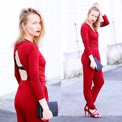 Stylingliebe -  - RED OVERALL