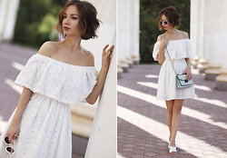 Sonya Karamazova - Chicwish Dress - 35th of August