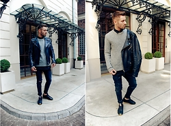 Konrad D -  - H&M total look