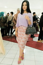 Nafisa Salma - Dkny Handbag, This Project Fuchsia Strapless Helss - Another Wedding