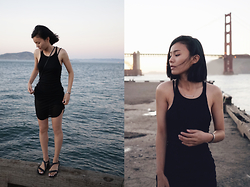 Kay Lai - Urban Outfitters Dress - Little Black Dress