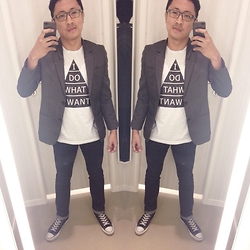 Danny Rizal Darmawan -  - Fitting room habit