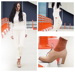 Ramona Moldovan - H&M Top, H&M Trousers, H&M Socks, Ecco Shoes - Handle With Care
