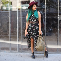 Mairanny Batista -  - Outfit of the New York Fashion Week